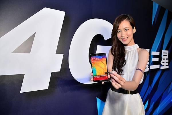 GALAXY Note 3 LTE 新色黑爵金 (N900U) 支援台灣4G LTE全頻通
