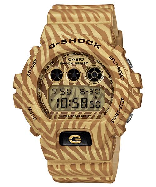 sale retailer 504b1 b7c4a G-SHOCK狂野斑馬迷彩時計再掀經典狂潮@ 美麗時尚新聞報:: 痞客邦::