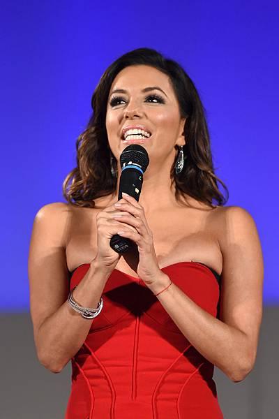 2.Eva Longoria出席義大利Taormina電影節頒獎典禮