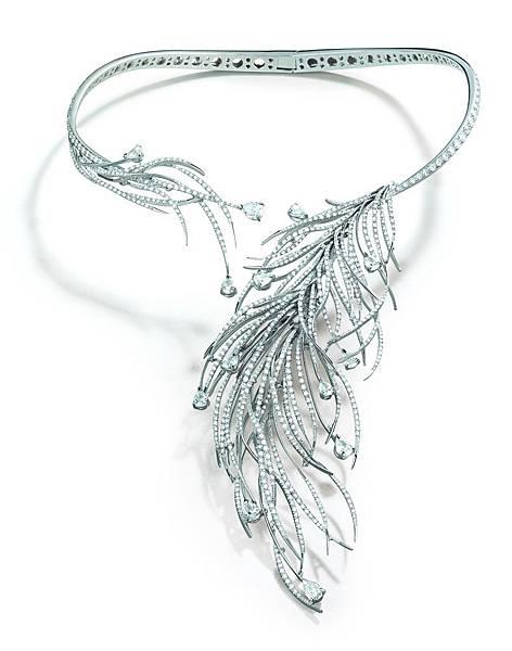 1. 1920年代 Charleston羽毛項鍊, 建議售價 $ 8,750,000
