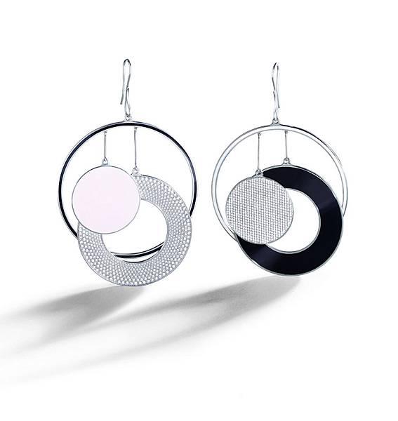 5. 1960年代 Optical光影耳環, 建議售價 NT$ 1,750,000ppp
