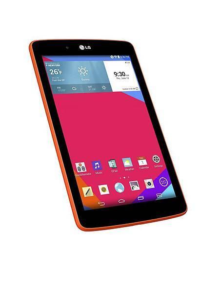 LG G Tablet系列搭載HD IPS面板,以高解析度呈現出絕美畫質,讓鮮豔明亮的顯示面板,紀錄生活真實原色。