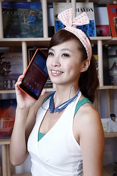 QPair 2.0透過簡單藍牙連線,即可讓手機及平板間的整合變得更加暢通,讓消費者享受完美的雙「螢」人生體驗。