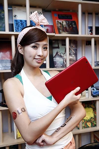 G Tablet系列提供多項實用功能,承襲G系列產品的多項特色,帶來更有效率的智慧生活。