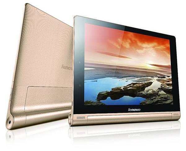 【Lenovo聯想新聞照片一】Lenovo 聯想Yoga Tablet 10HD+電腦應用展全台大首賣!