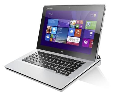 【Lenovo聯想新聞照片二】Lenovo聯想Miix2 2合1平板筆電全新登場!