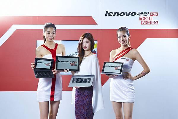 【Lenovo聯想新聞照片四】Lenovo聯想Miix2 2合一平板筆電系列新登場! Windows 8並支援十點觸控,提供更人性化的電腦使用體驗!