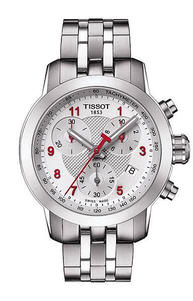 04.TISSOT PRC 200 2014仁川亞運會特別版女裝腕錶 NT$16,200