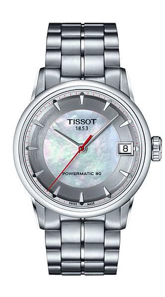06. TISSOT Luxury 典藏80 2014仁川亞運會限量版自動女裝腕錶 NT$27,400