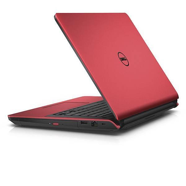 【圖一】Inspiron 14 7000遊戲筆電產品圖_紅色