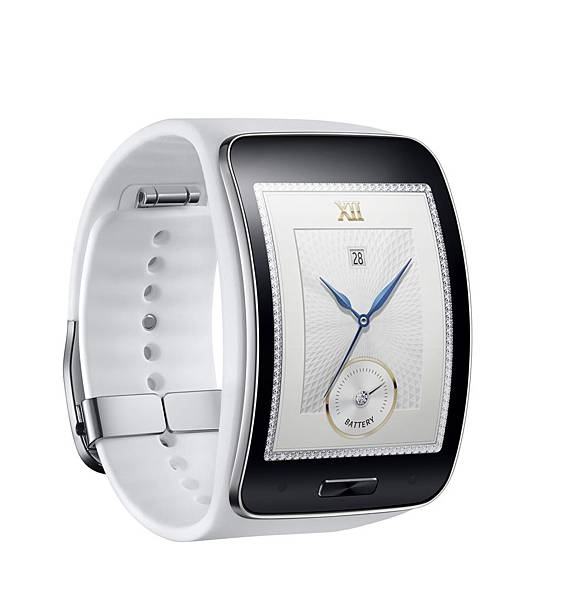 搭載多項進階感應器、內建GPS、具備強大SHealth功能的Samsung Gear S,亦是一個完美的健康與健身夥伴