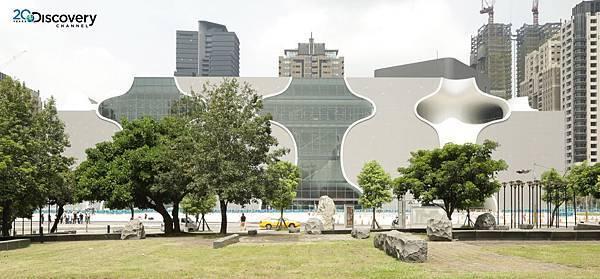 繼台北101及雪山隧道後,Discovery頻道再度聚焦台灣,歷時五年記錄台中國家歌劇院建造過程,《建築奇觀:台中國家歌劇院》預計明年第2季在全亞洲播出。