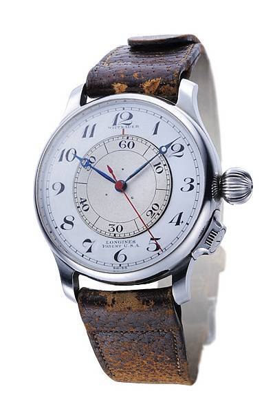 No11.不鏽鋼材質飛行腕錶