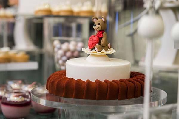 MOTPE Wedding 大宴會廳迎賓區由世界巧克力大師Frank Haasnoot精心準備Candy Bar (5)