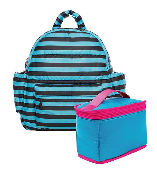 【附件二】喜舖CiPU Mini B-Bag 1.0愛麗絲藍+多功能保溫袋