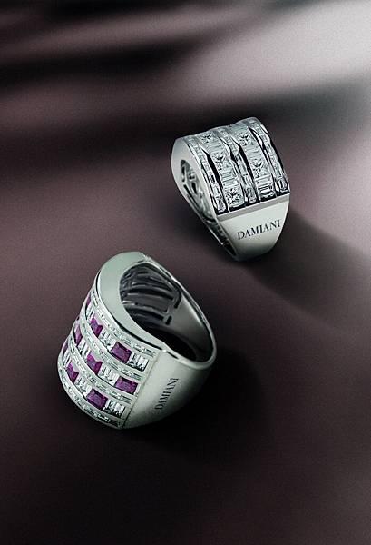 2. Damiani Belle Epoque美好年代戒指,參考價格 NT$128,000-NT$860,000