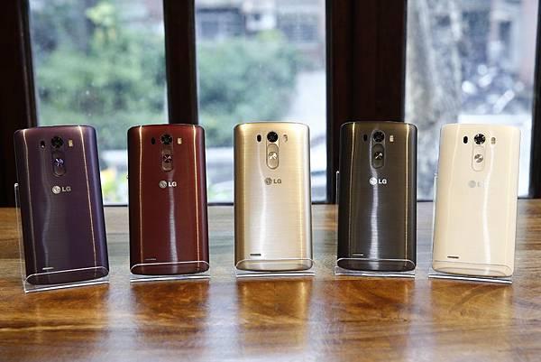 LG G3獲得多項國際大獎肯定,包含歐洲國際大獎EISA及德國紅點設計獎,其創新的UX設計與令人驚豔的外型備受矚目。