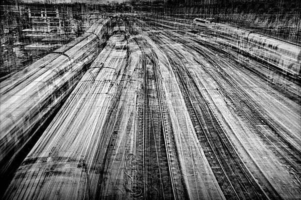 首位獲得專業賽獎項的台灣攝影師李浩作品系列-重複的機制