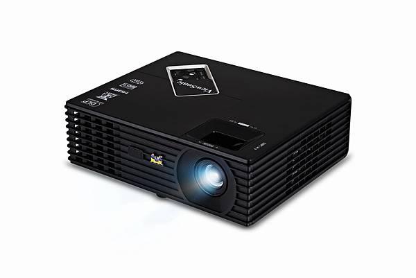 ViewSonic PJD5533w 720p 3D 高畫質寬螢幕家用投影機_產品圖
