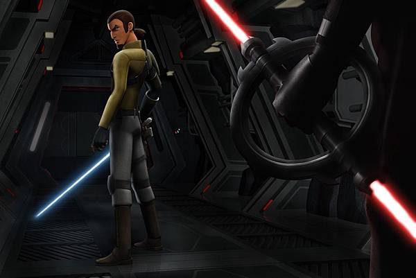 《星際大戰:反抗軍起義》故事發生在前傳三部曲之後,銀河系被黑暗勢力所籠罩,反叛軍們只能占領一個遙遠的行星,在這裡整軍待發尋求反撲。