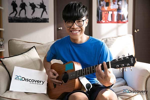 盧廣仲表示音樂是一種浪漫的科學