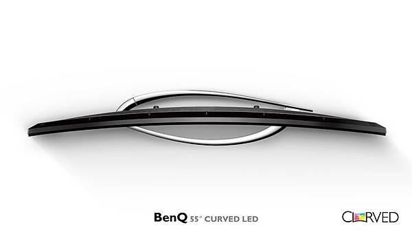 BenQ曲面大型液晶_RU系列 曲面