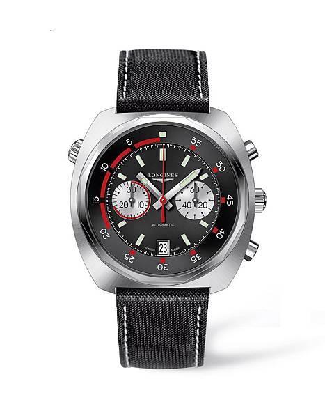 1.浪琴表復刻潛水錶Heritage Dive-向開創性成就致敬,建議售價$102,000