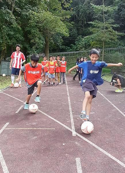 【YAMAHA CUP】透過各式盤球基礎訓練 以競賽形式讓孩童學習團隊榮耀與入門技巧