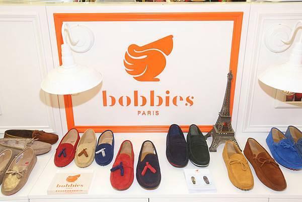bobbies 鞋款