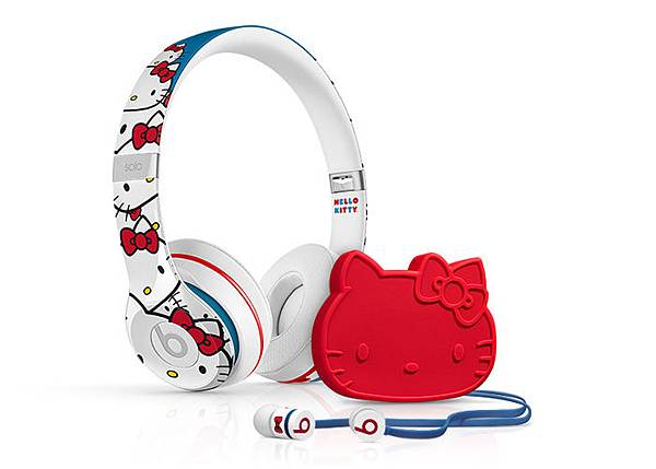 Beats by Dr. Dre X Hello-Kitty聯名系列