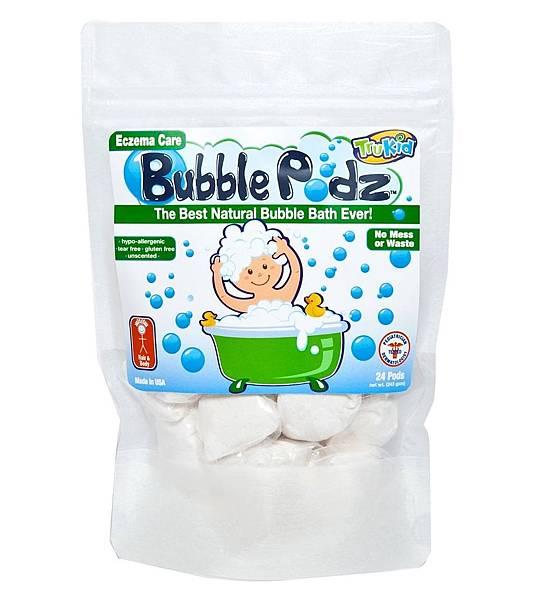 Trukid Bubble Podz 天然燕麥牛奶泡泡包。售價NT$980