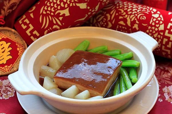 雲品-長年菜封肉