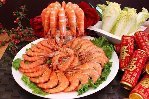 兆品台中-李白醉月蝦