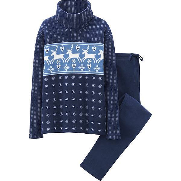女装 Bengt&Lotta 細刷毛家居服組 (長袖) 原價NT$990,截至12月31日限定價NT$790