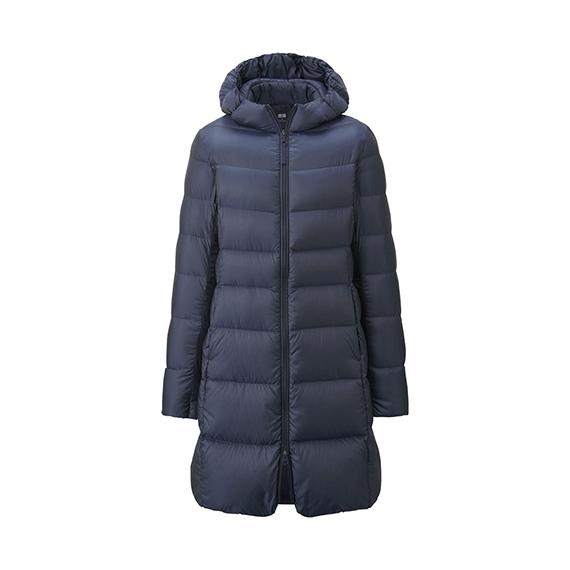 女裝 特級極輕 羽絨連帽大衣 原價NT$2990,1月1日到1月4日限定價NT$1990