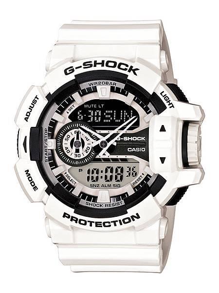 G-SHOCK GA-400錶款