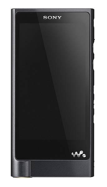 圖1. Sony NW-ZX2 以更頂級的規格震撼上市 獨家LDAC技術開創高解析音樂無線聆聽新紀元
