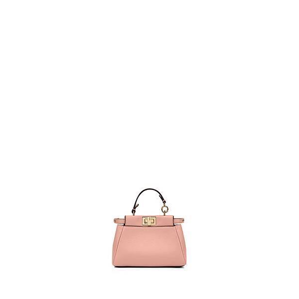 8M0355 K47 L17 粉紅色Micro Peekaboo包 NT$51,000