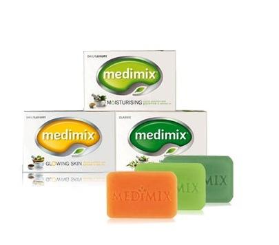 MEDIMIX 印度綠寶石皇室藥草浴 美肌皂125g