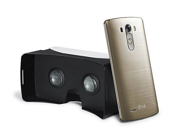 LG特別推出買就送優惠方案,凡於活動期間至指定實體店面或網路購買LG G3,即可免費獲得G3專屬VR虛擬視鏡(數量有限,送完為止)。
