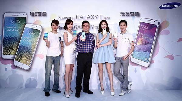 台灣三星電子行動與資訊事業部總經理杜偉昱表示:「2014年隨著電信業者開始推動4G服務,國內用戶總數已突破340萬,預期2015年行動影音娛樂將有爆炸性成長