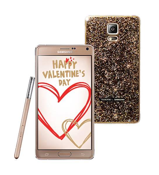 浪漫情人節於本周末即將閃亮登場,全球消費性電子領導品牌三星電子為天下有情人祭出 「情人節限定」 夢幻獻禮