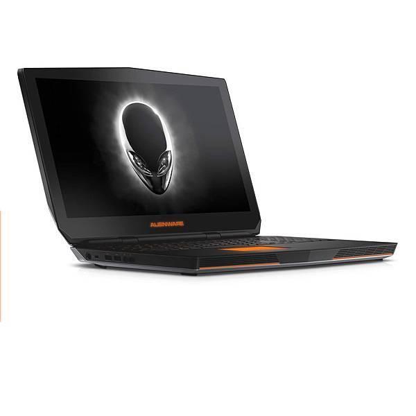 【圖一】全新Alienware 17 強悍外型將品牌特有性格完美展現