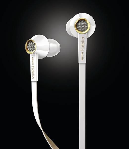 【新聞圖片1】Fidelio S2入耳式耳機買一送一,優惠價2支NT$4,990(單支原價NT$5,490)
