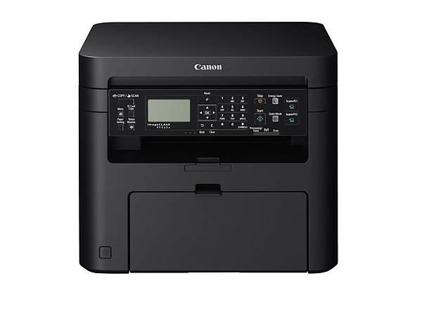 圖說二,Canon imageCLASS雷射事務機針對不同族群量身設計,可依不同需求採購,便利經濟、用量更省(圖為MF212w)