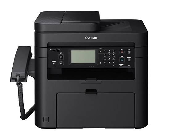 圖說一,Canon推出新一代黑白雷射多功能事務機,全面結合行動列印功能,隨傳隨印全新體驗(圖為MF216n)
