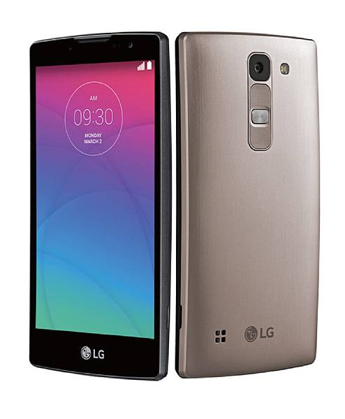 LG同步推出Spirit LTE鈦黑、鈦金,搭配微曲設計,展現時尚新趨勢