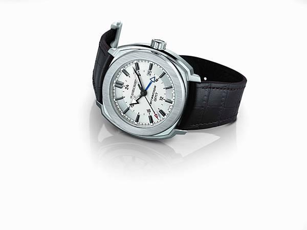 JEANRICHARD尚維沙Terrascope GMT兩地時間腕表