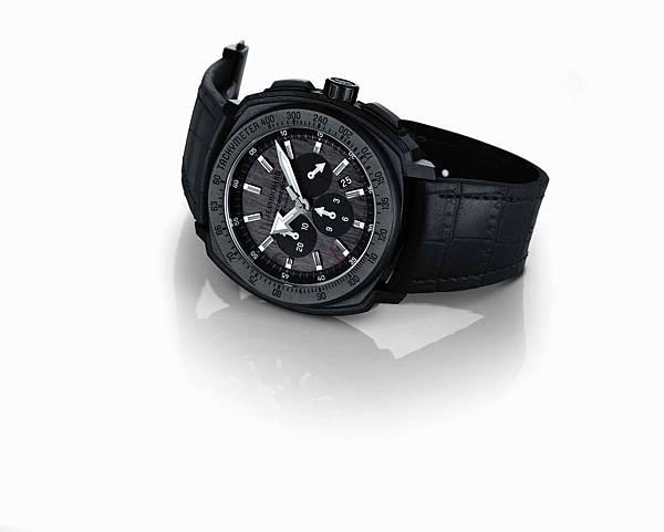 Terrascope Chrono Carbon碳纖維計時腕表,限量發行200枚。