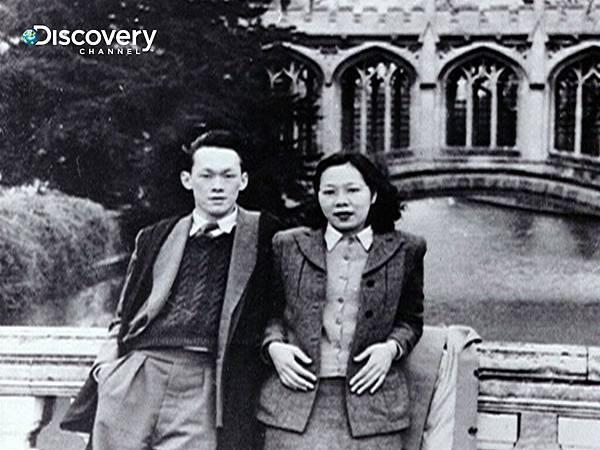 李光耀與愛妻的戀情發展於劍橋的求學生涯